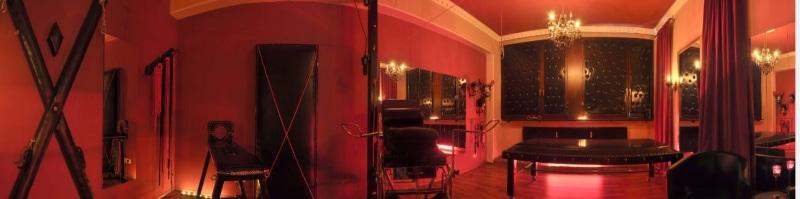 Lady Angelinas Dominastudio in München - Das exklusive Studio für alle Facetten der bizarren Welt - BDSM Spiele und Fetisch